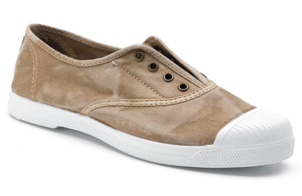 Natural World Schuhe Ingles Bordado beige von Natural World
