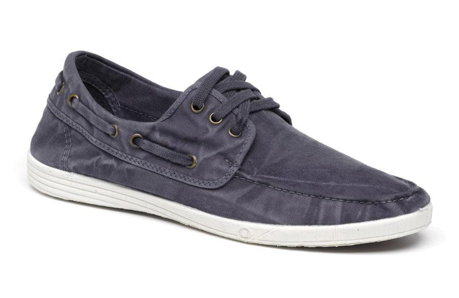 Natural World Schuhe Nautico dunkelblau