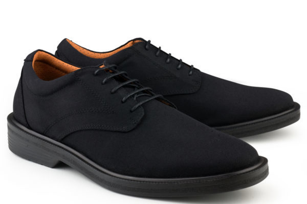 Vegan Schuhe London Walker in schwarz von Eco Vegan Shoes