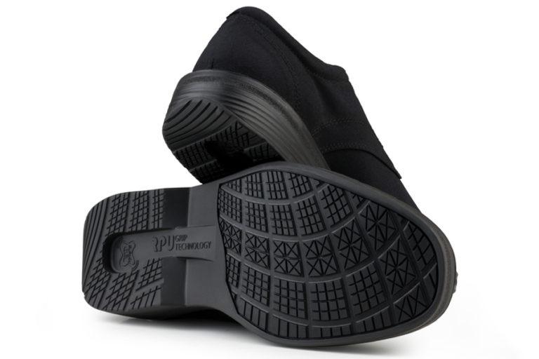 Vegan Schuhe London Walker in schwarz von Eco Vegan Shoes