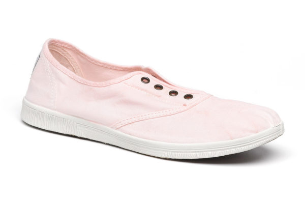 Vegane Sneaker Ingles rosa von Natural World