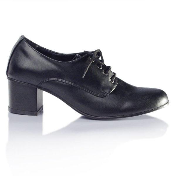 Vegan Schuhe Zoe schwarz von Lylium