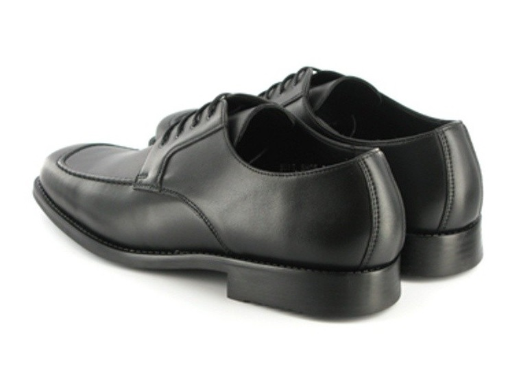 Vegane Herrenschuhe Suit Shoe in schwarz von Vegetarian Shoes