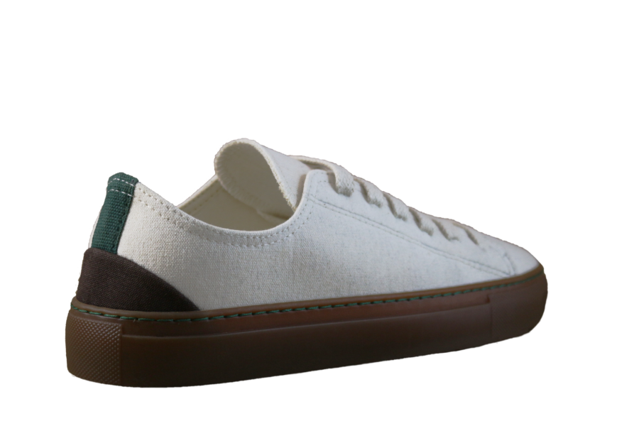 Vegane Sneaker Coretta off white von Vesica Piscis
