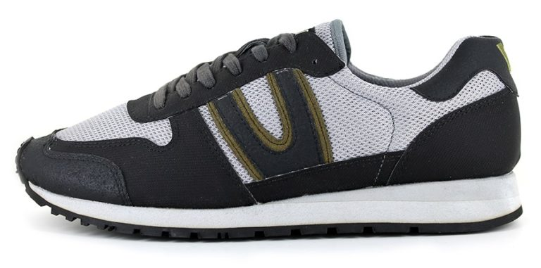 Vegane Schuhe Trail Legend MK2 in grau von Vegetarian Shoes
