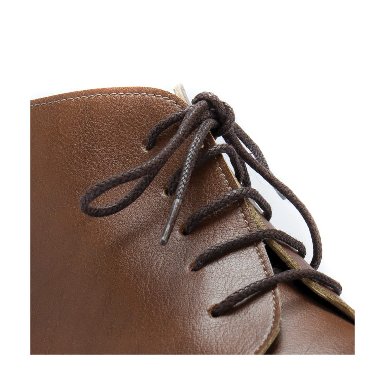 Vegane Stiefel Dover in braun von NAE