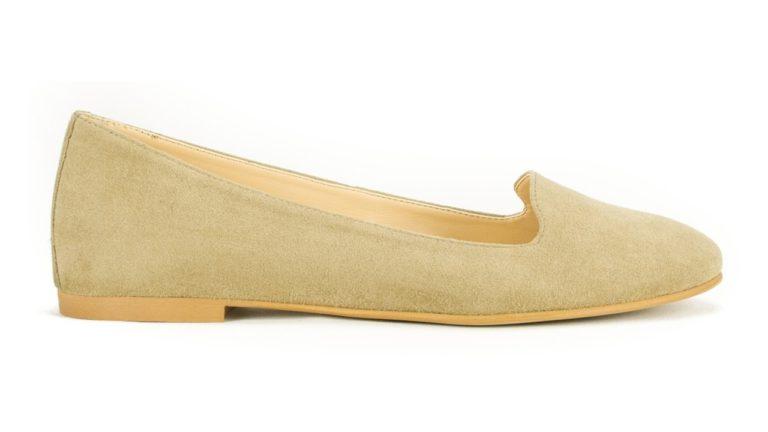 Vegane Loafers Vesta in beige von Fera Libens