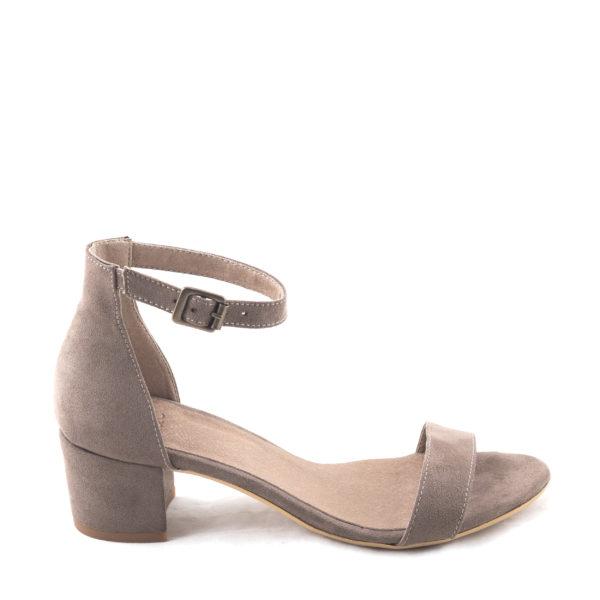 Vegane Sandaletten Irene in braun von NAE