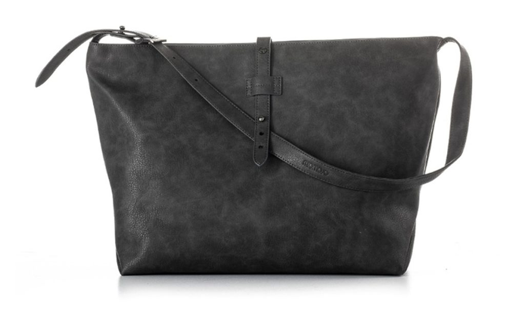 Vegane Handtasche Ethicool in schwarz von Miomojo