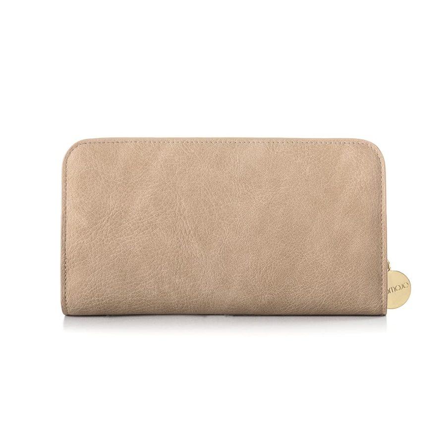 Vegane Geldbörse Ethicool in beige von Miomojo