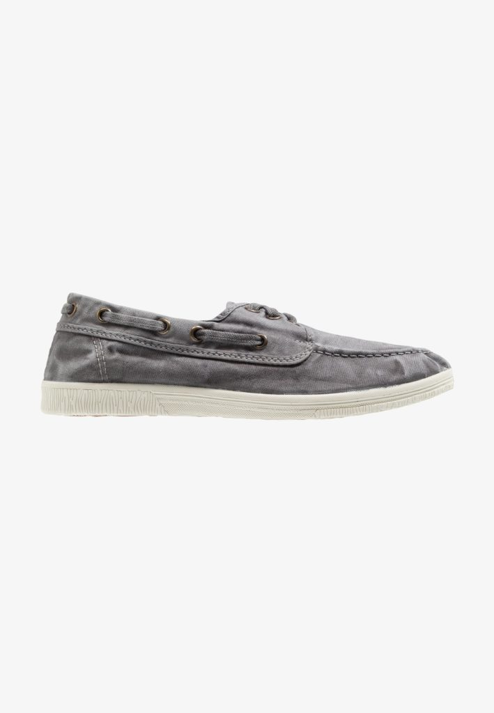 Natural World Schuhe Nautico grau
