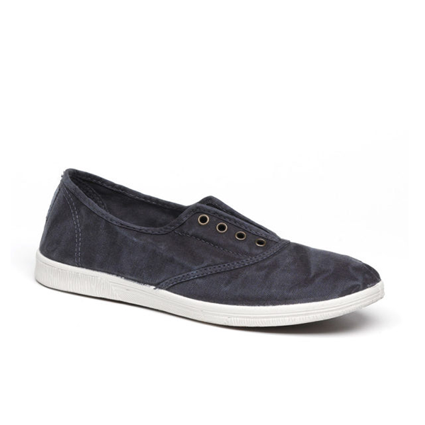 Sneaker Ingles blau