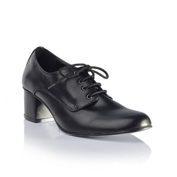 Vegane Schuhe Zoe schwarz von Lylium