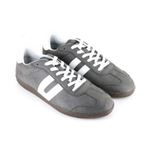 Vegane Sneaker Cheatah in grau von Vegetarian Shoes