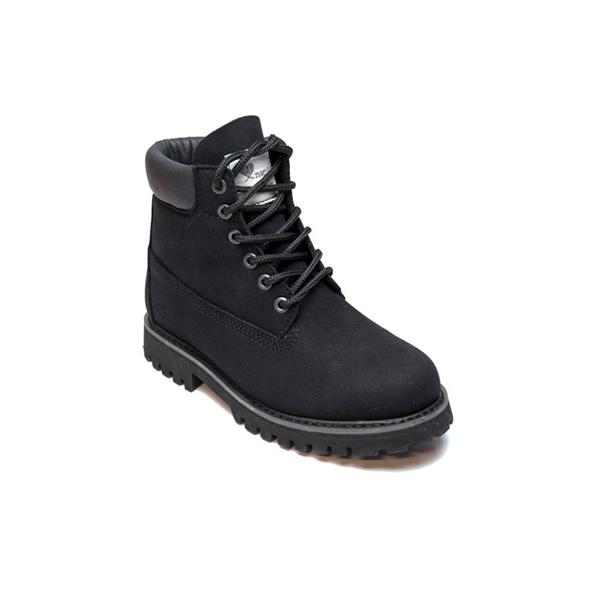 Vegane Stiefel Etna in schwarz von NAE