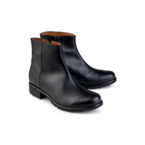 Vegane Stiefelette Grip+ Ancle Boot in schwarz von Eco Vegan Shoes