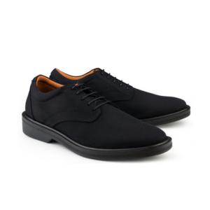 Vegane Schuhe London Walker in schwarz von Eco Vegan Shoes
