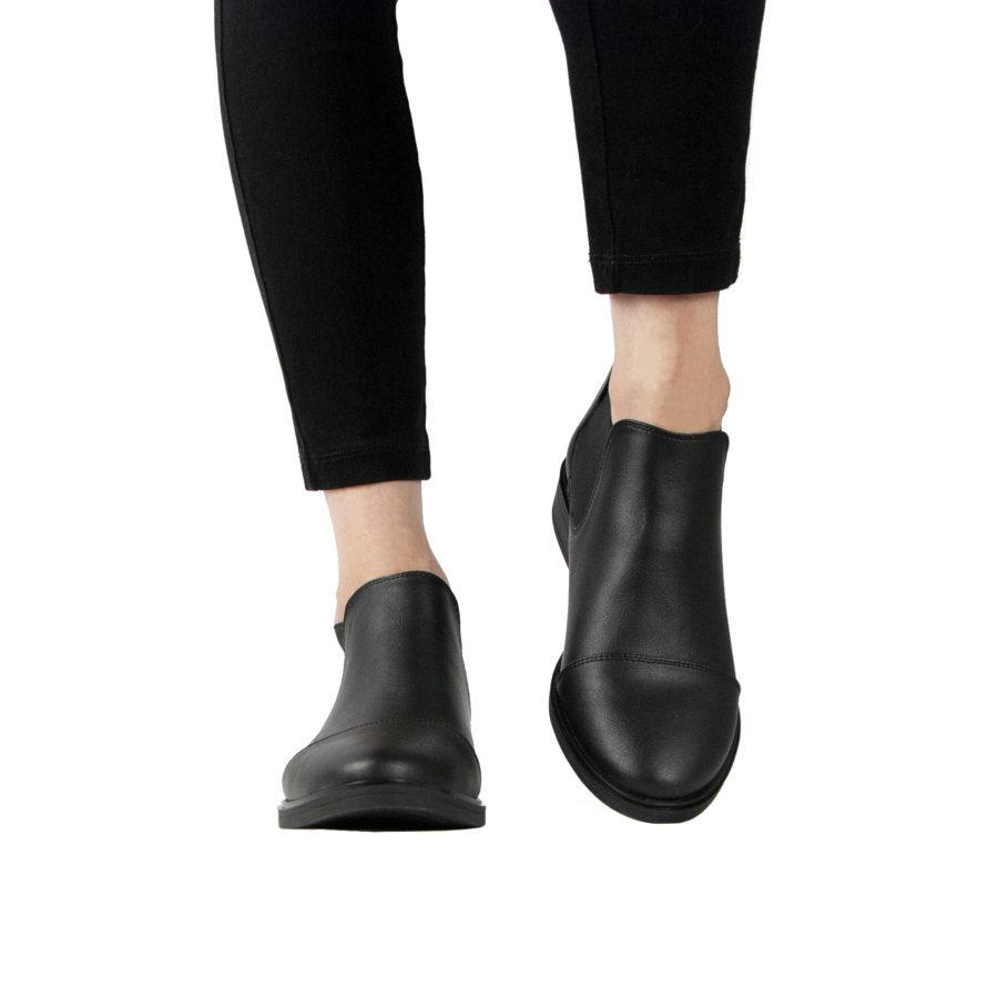 Stiefelette Mimi in schwarz von Fairma