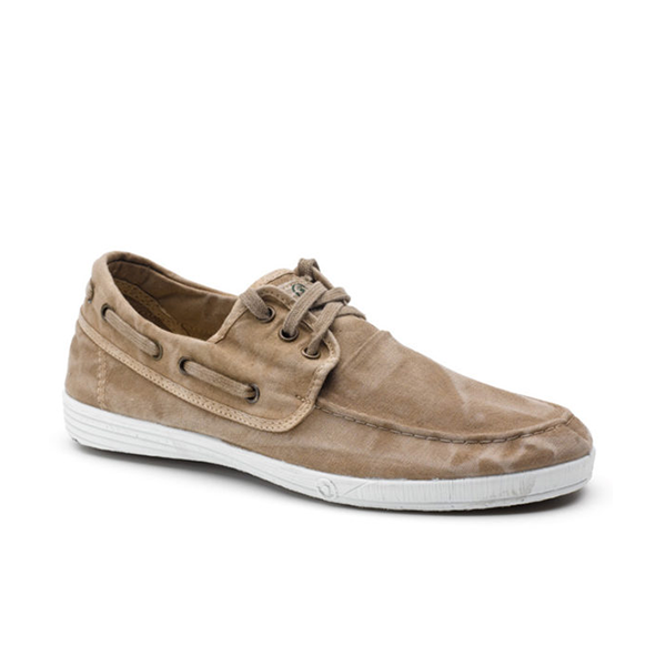 Natural World Schuhe Nautico beige