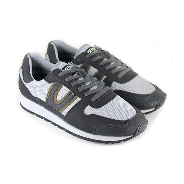 Vegane Schuhe Trail Legend MK2 in grau von Vegetarian Shoe