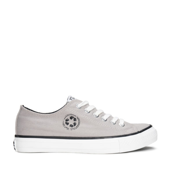 Sneaker Re-Claim in grau von NAE