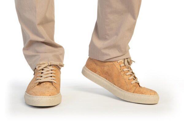 Sneaker The Corker aus Kork von Treec