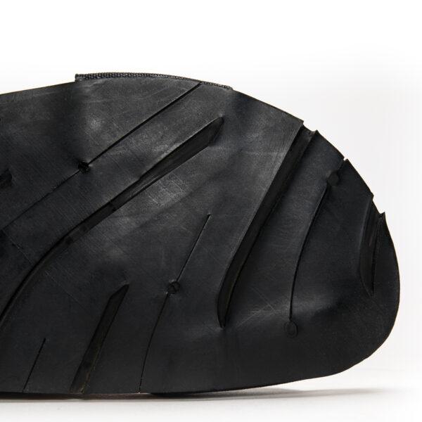 Sandale Bali schwarz