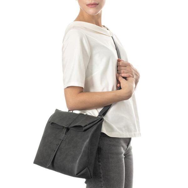 Handtasche Amelia schwarz